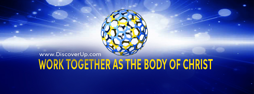 Work Together as the Body of Christ