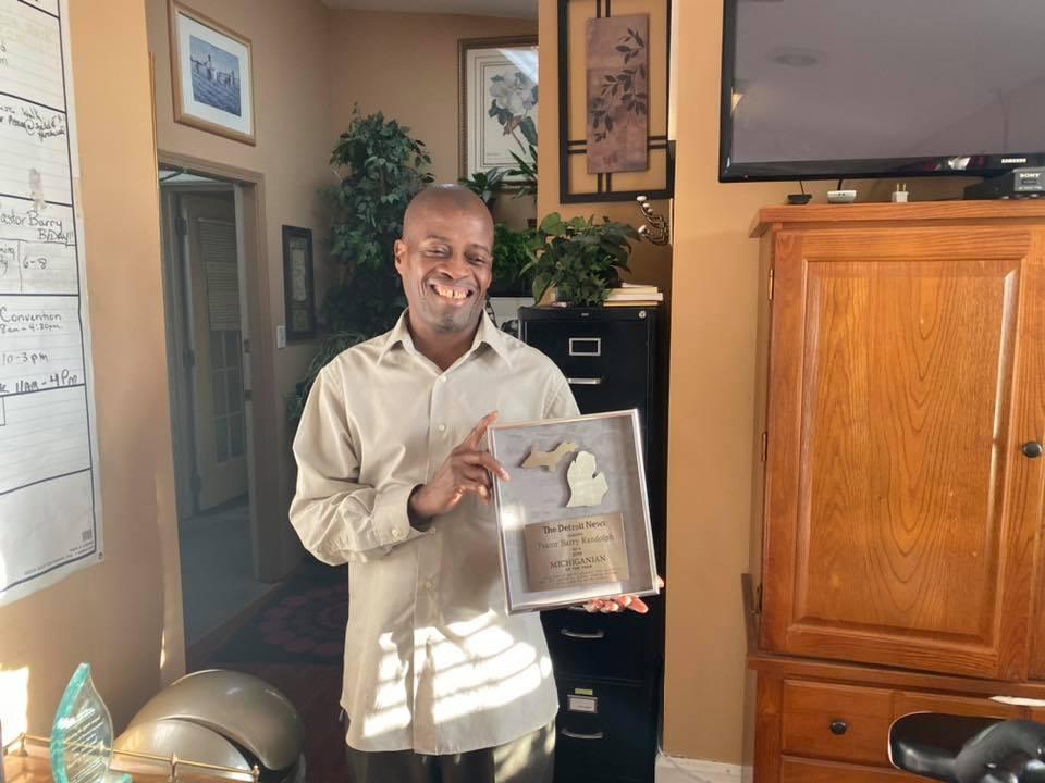 DiscoverUp.com Pastor Barry Randolph Interview